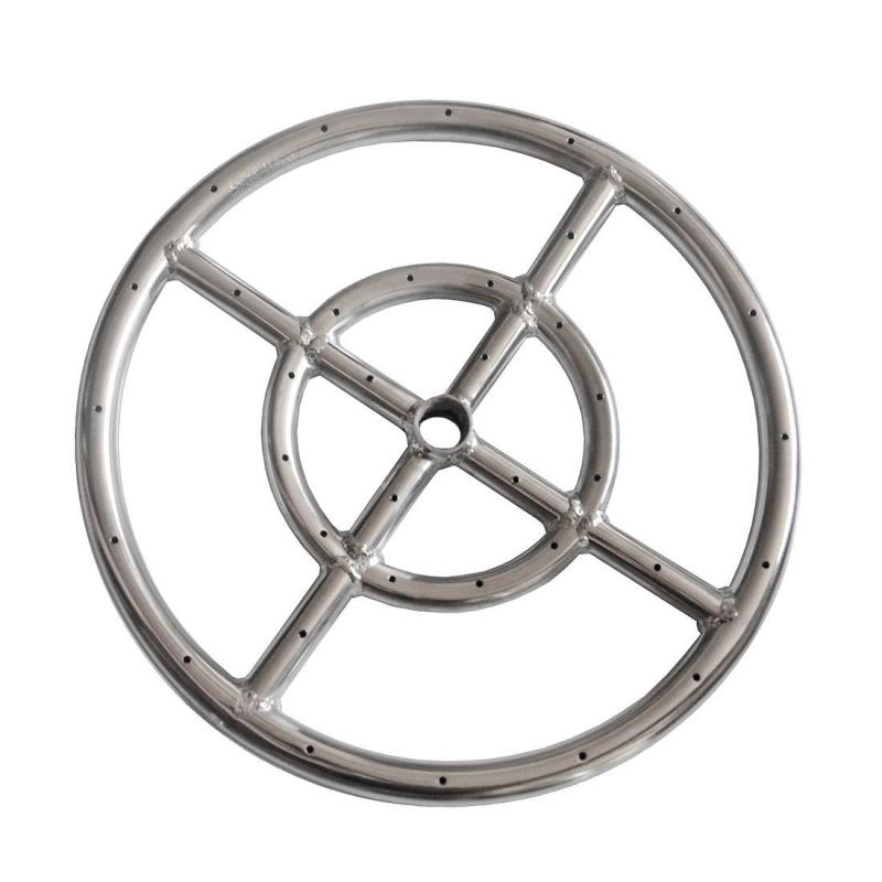 Roll Over Image To Zoom In Stanbroil 12 Quot Round Fire Pit