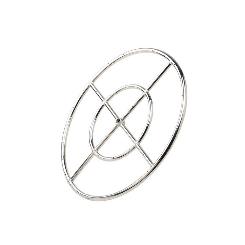 Stanbroil 18 Quot Round Fire Pit Burner Ring 304 Series