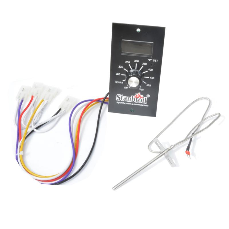 Stanbroil Replacement Digital Thermostat Kit For Pit Boss