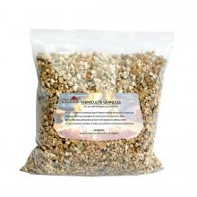 Stanbroil Vermiculite Granules for Gas Logs Vented or Unvented fireplaces - 12 oz bag