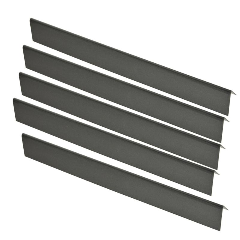 Stanbroil Porcelain Enameled Flavorizer Bars Fit for Weber Genesis II/LX 300 Series Gas Grill (2017 and newer).
