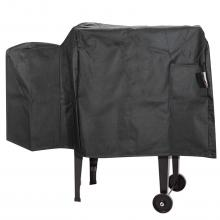 Stanbroil Full Length Grill Cover for Traeger Junior BBQ 055, UV and Fade Resistant, All Weather Protection