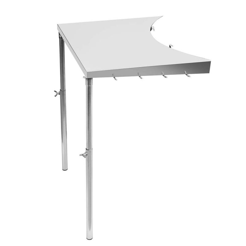 Stanbroil Stainless Steel Work Table Fits All Weber 18