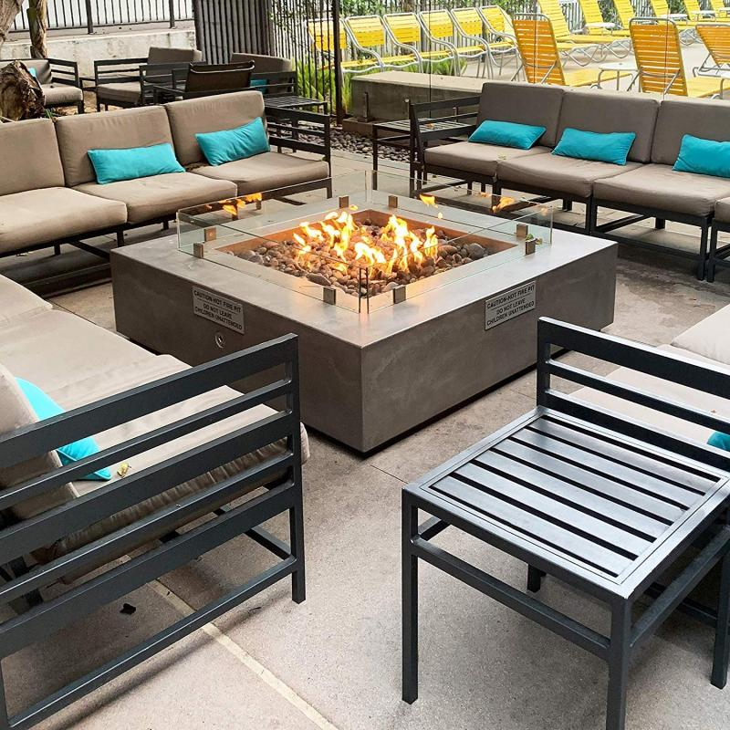 Stanbroil Natural Gas Fire Pit