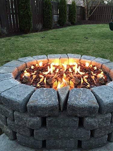 Stanbroil Lp Propane Gas Fire Pit