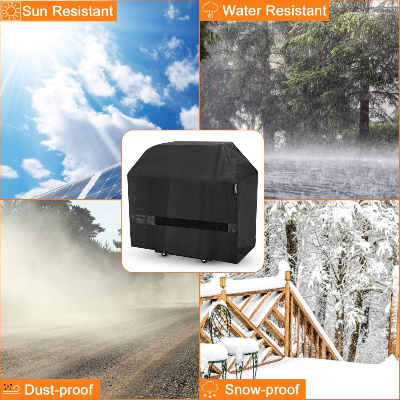 Stanbroil Gas Grill Cover 600d Heavy Duty Waterproof Full