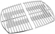 Stanbroil Stainless Steel Cooking Grates Fit Weber Q100, Q1000 Series, Q1200, Q1400 Gas Grill, Replacement for Weber 7644 - Set of 2
