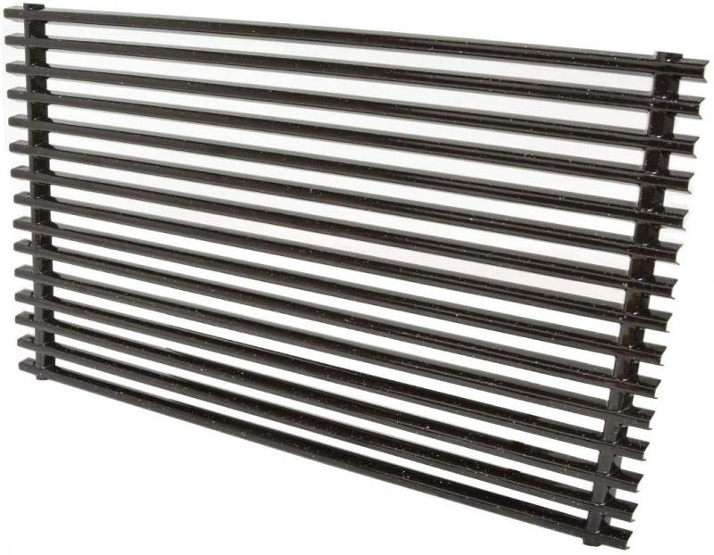 Stanbroil Replacement BBQ Porcelain-Enameled Grill Cooking Grates for Weber Genesis II 300 and Genesis II LX 300 Series Gas Grills, Set of 2