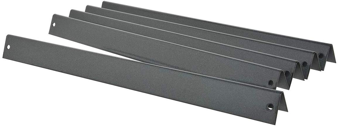Stanbroil Porcelain Enameled Flavorizer Bars Fit Weber Spirit 200 Series (Model Year 2007-2012 with Side Control Panels), Spirit 500 and Genesis Silver A Gas Grills, Replacement for Weber 7534 7535