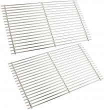 Stanbroil Stainless Steel Cooking Grates Fit Weber Genesis 300 Series E310 E320 E330 S310 S320 S330 EP310 EP320 , Replacement Parts for Weber 7528