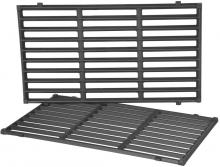 Stanbroil 17.5 Inch Cast Iron Cooking Grates Fit Weber Spirit 200 Series (2013-2016 with Front Mounted Control Panels) and Spirit II/LX 200 Series, Replacement Parts for Weber 7637