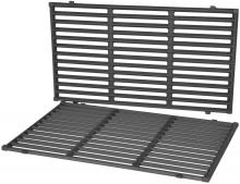 Stanbroil Cast Iron Gas Grill Cooking Grate for Weber Spirit II and Spirit II LX 300 Series Gas Grills, Replacement Parts for Weber 67023 - Set of 2