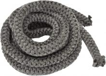Stanbroil Graphite Impregnated Fiberglass Rope Seal Gasket Replacement for Wood Stoves - 1/2